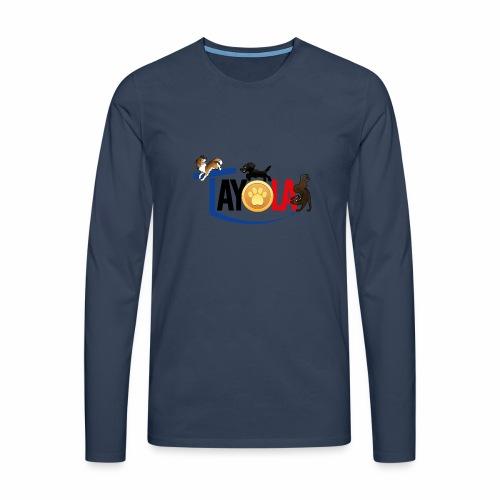 TAYOLA logo 2019 HD - T-shirt manches longues Premium Homme