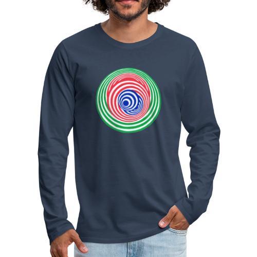 Tricky - Men's Premium Longsleeve Shirt