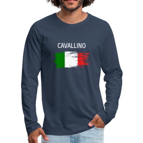 Cavallino Fanprodukte - Männer Premium Langarmshirt