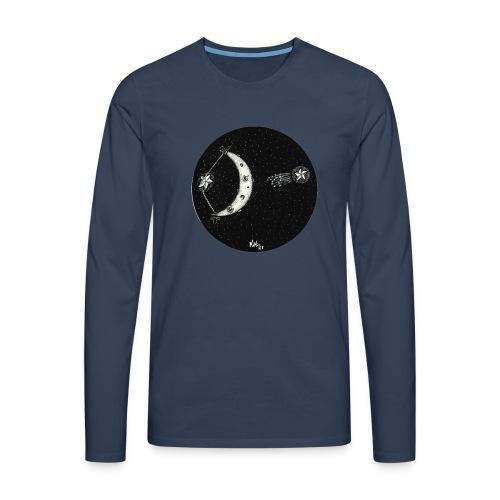 Shooting star (Estrella fugaz) - Camiseta de manga larga premium hombre