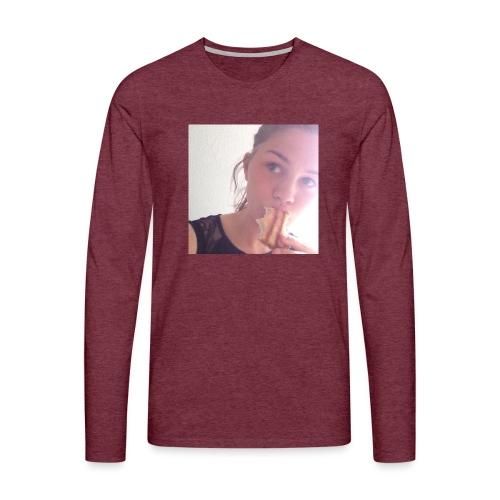 Det' toastBeks - Herre premium T-shirt med lange ærmer