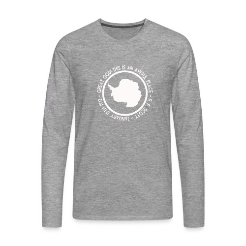 Great God! - Men's Premium Longsleeve Shirt