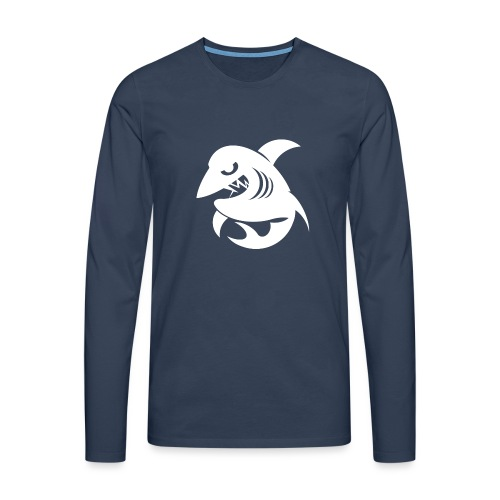 S & T - C. Gaucini - Männer Premium Langarmshirt