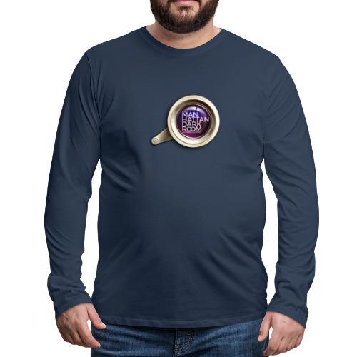 THE MANHATTAN DARKROOM OBJECTIF 2 - T-shirt manches longues Premium Homme