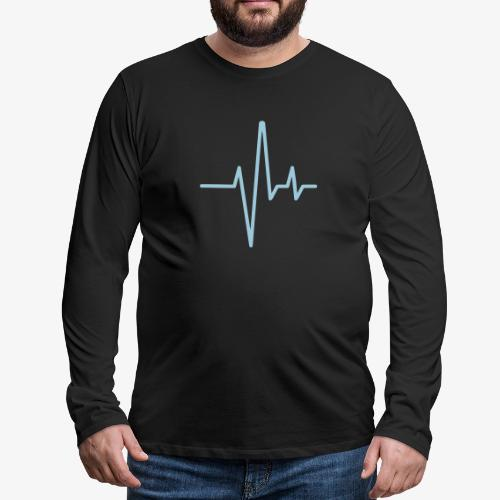Impuls - Männer Premium Langarmshirt