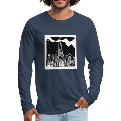 Church iconic - Men's Premium Longsleeve Shirt
