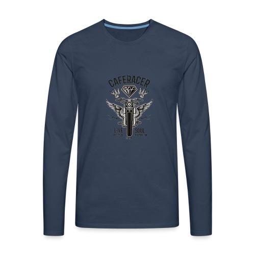 live soul - Men's Premium Longsleeve Shirt
