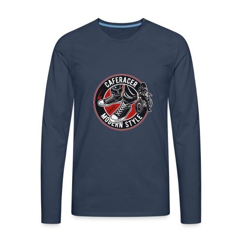 modern style - Men's Premium Longsleeve Shirt