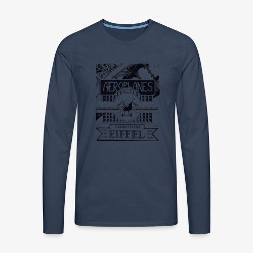 aeroplanesLE001 - T-shirt manches longues Premium Homme