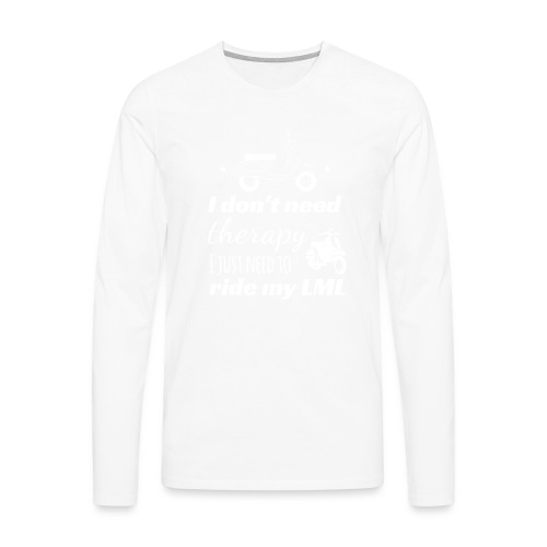 LML Star Owner - Men's Premium Longsleeve Shirt
