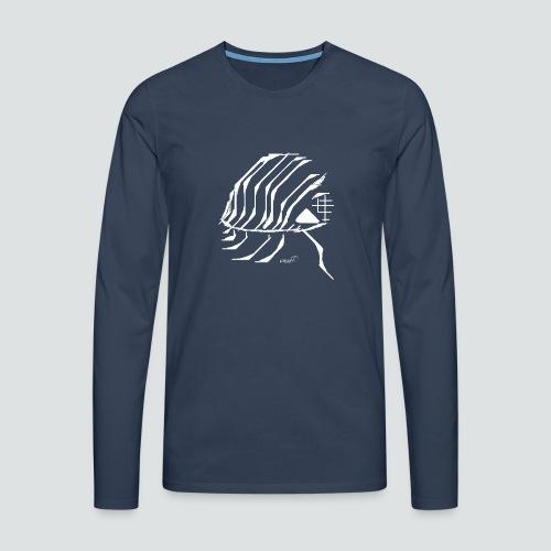 Assel png - Männer Premium Langarmshirt