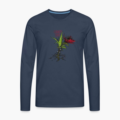 Serenity Trace - Jamais Vu Cover - Premium langermet T-skjorte for menn
