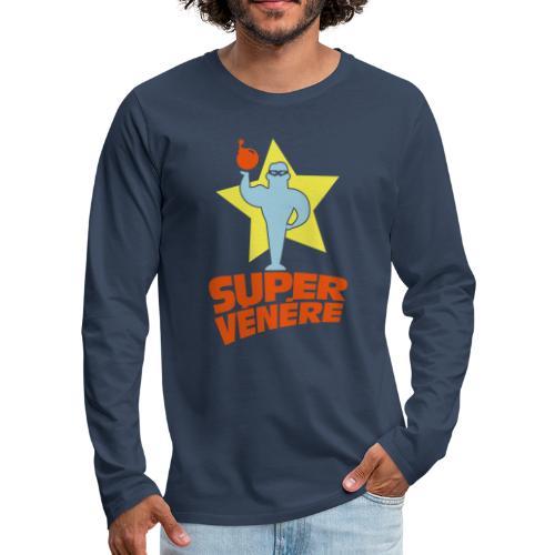 SUPER VÉNÈRE - T-shirt manches longues Premium Homme