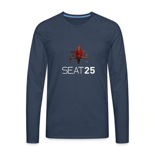 Faye on Logo - Men's Premium Longsleeve Shirt