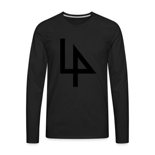 4 - Men's Premium Longsleeve Shirt