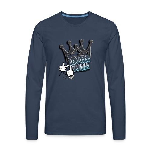 all hands on deck - Men's Premium Longsleeve Shirt