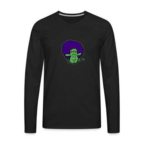 Frankensheep's Monster - Men's Premium Longsleeve Shirt