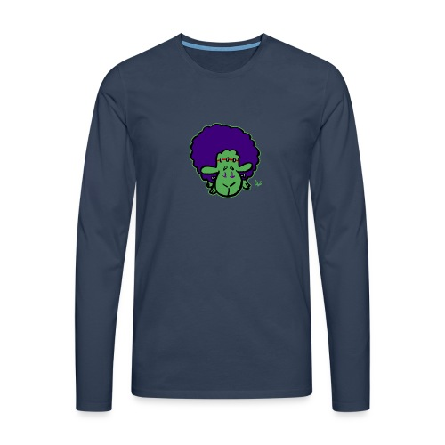 Frankensheep's Monster - Premium langermet T-skjorte for menn