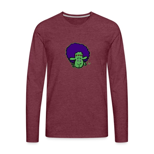 Frankensheep's Monster - Men's Premium Longsleeve Shirt