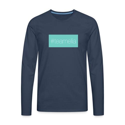 #teamelia - Männer Premium Langarmshirt