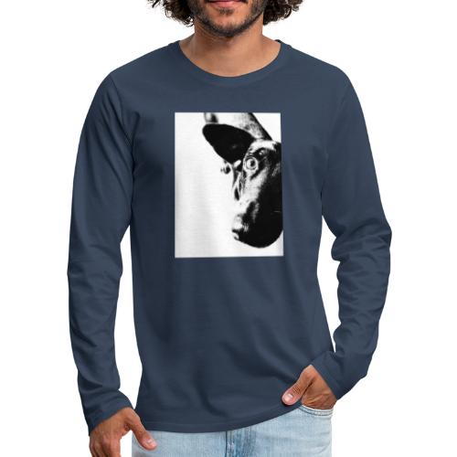 Einauge - Männer Premium Langarmshirt
