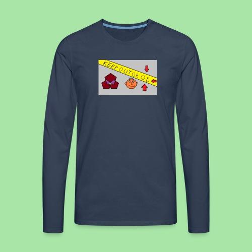 CONSERVER OU OD - T-shirt manches longues Premium Homme