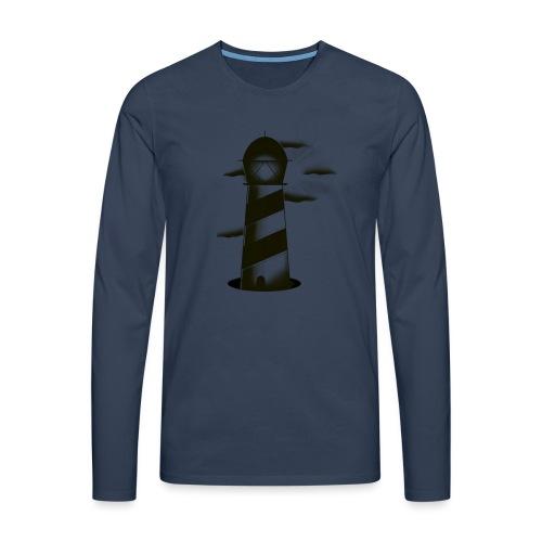 faro shirt - Maglietta Premium a manica lunga da uomo