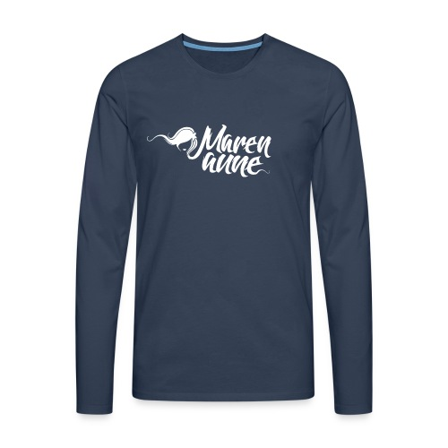StOy4j9 png - Premium langermet T-skjorte for menn