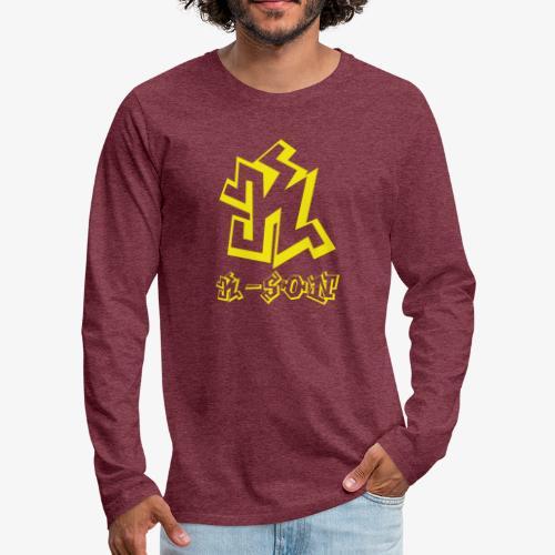 ka3y png - T-shirt manches longues Premium Homme