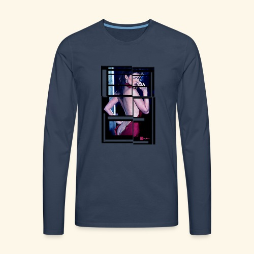 expo6ok break - T-shirt manches longues Premium Homme