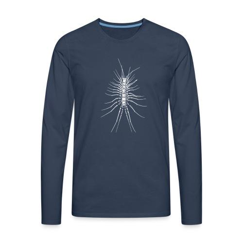 Scutigère - T-shirt manches longues Premium Homme