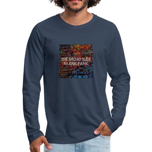 Manic Panic - Design 1 - Men's Premium Longsleeve Shirt