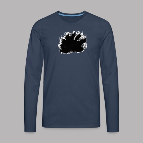 Crawley the Creeper - Men's Premium Longsleeve Shirt