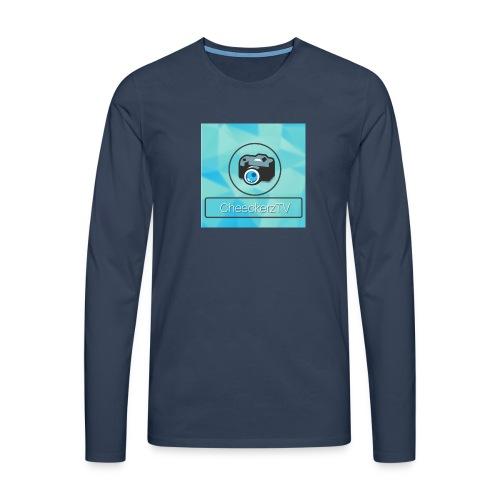 My Logo! - Männer Premium Langarmshirt