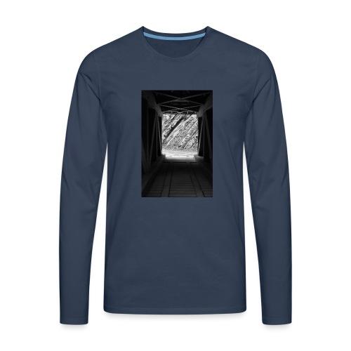4.1.17 - Männer Premium Langarmshirt