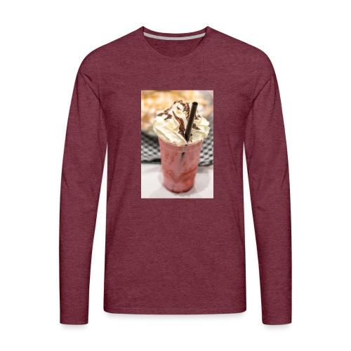 milkshake - T-shirt manches longues Premium Homme