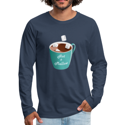 Hot & Mellow - foodcontest - Men's Premium Longsleeve Shirt