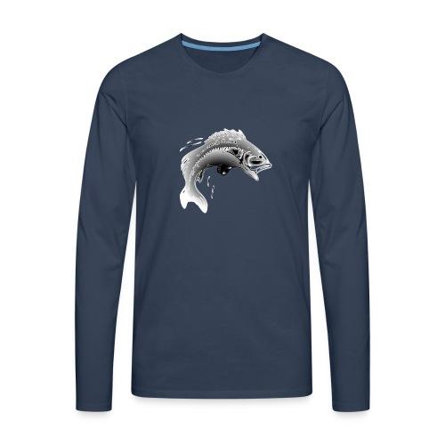 carpe - T-shirt manches longues Premium Homme