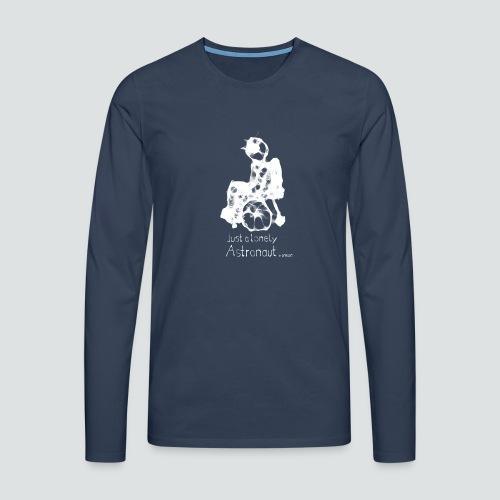 Rollinaut png - Männer Premium Langarmshirt