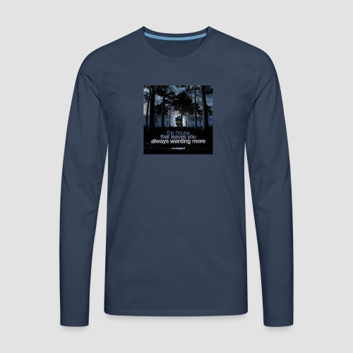 The House - Men's Premium Longsleeve Shirt