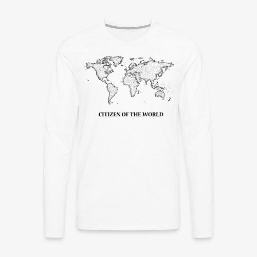 citizenoftheworld - Men's Premium Longsleeve Shirt