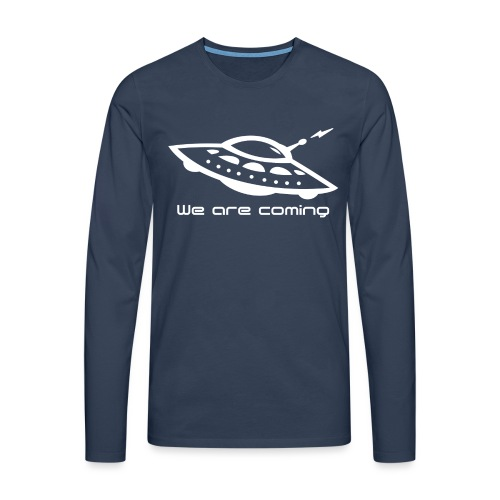 We Are Coming - Men's Premium Longsleeve Shirt