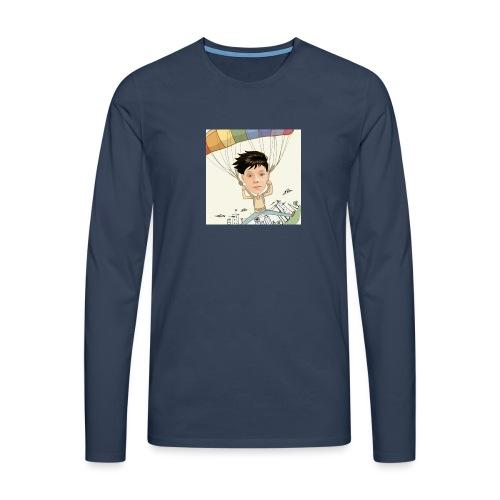 Wanderingoak629 - Men's Premium Longsleeve Shirt