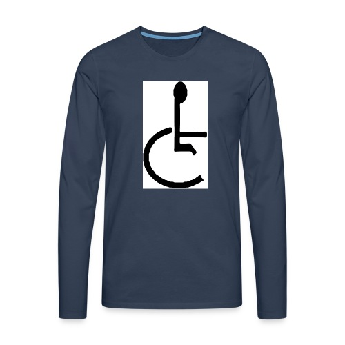 Don't have to get Drunk to Get Legless - Men's Premium Longsleeve Shirt