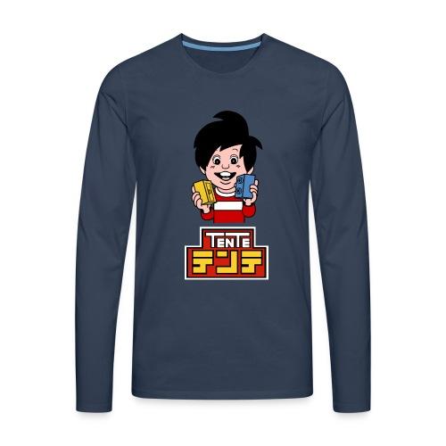 TENTE Japonés (Nomura) - Camiseta de manga larga premium hombre