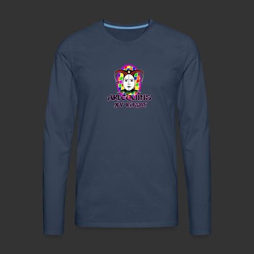 Arlequins Beauvais - T-shirt manches longues Premium Homme