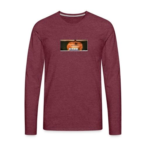 BRUH - Men's Premium Longsleeve Shirt