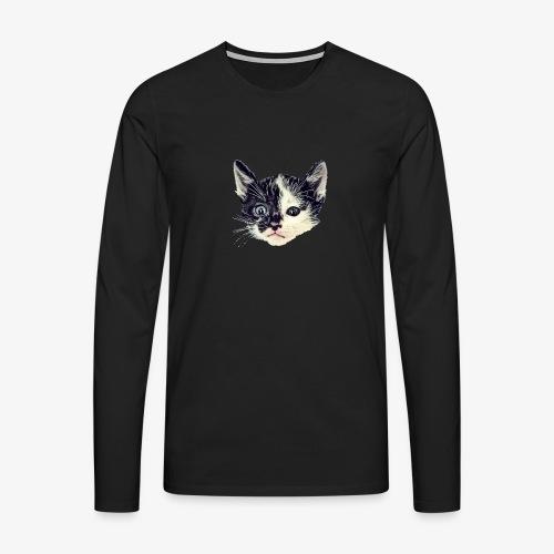 Double sided - Men's Premium Longsleeve Shirt