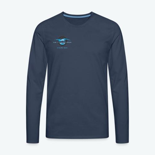kledijlijn NZM 2017 - Mannen Premium shirt met lange mouwen