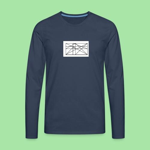 Doublure - T-shirt manches longues Premium Homme
